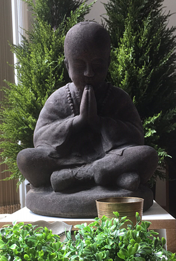 Shaolin monnik